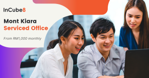 mont kiara serviced office affordable price