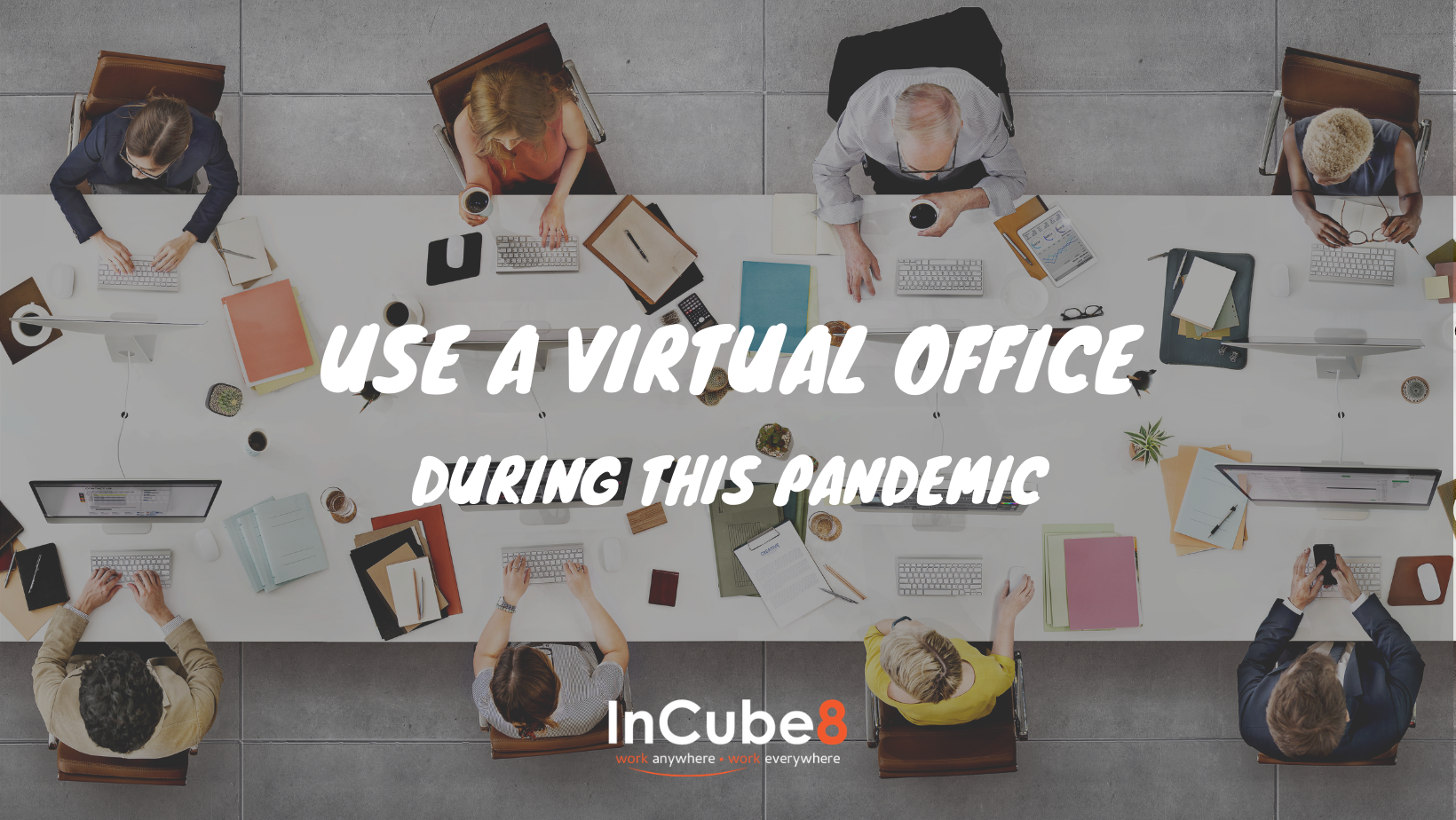 use a virtual office during this pandemic